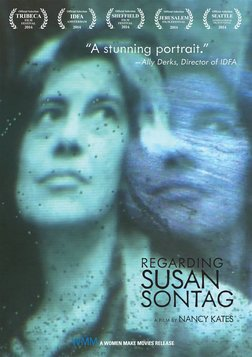 Regarding Susan Sontag - Portrait of a Feminist Icon