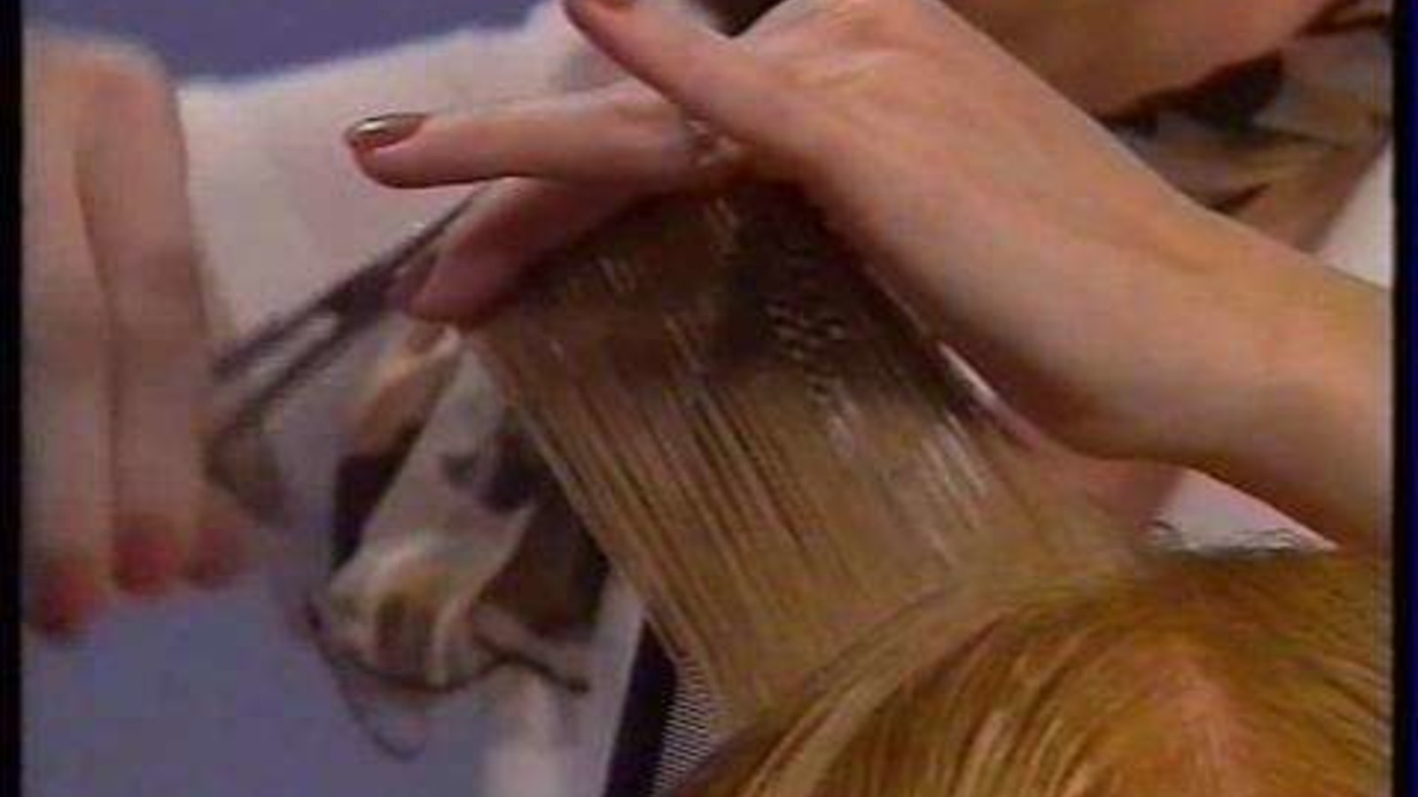 Haircutting - Uniformly Layered