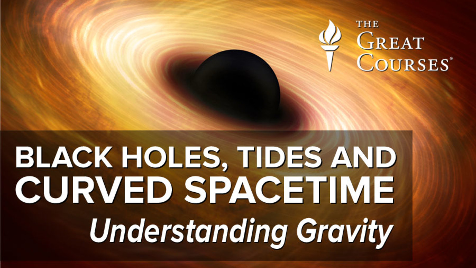 Black Holes, Tides, and Curved Spacetime - Understanding Gravity