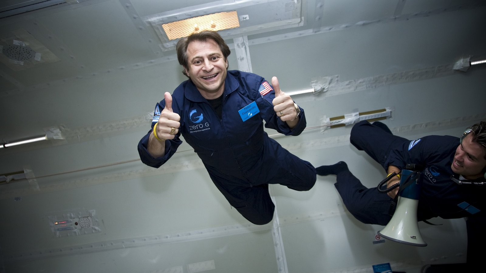 Visioneer: The Story of Peter Diamandis - Behind the $10 Million Space Travel X Prize