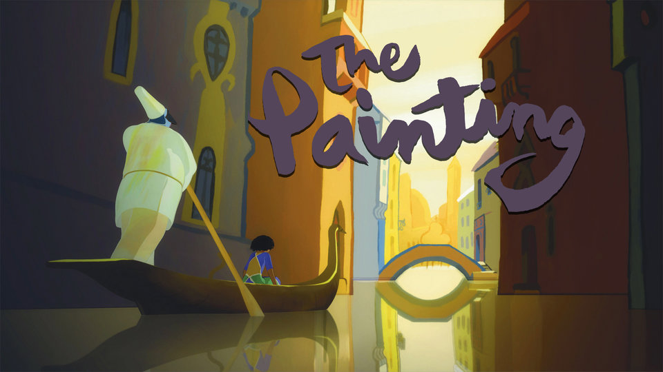 The Painting - English Version