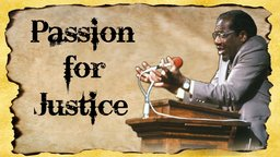 Passion for Justice - A Civil Rights Leader